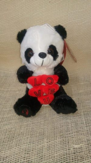 Peluche Panda 23 cm