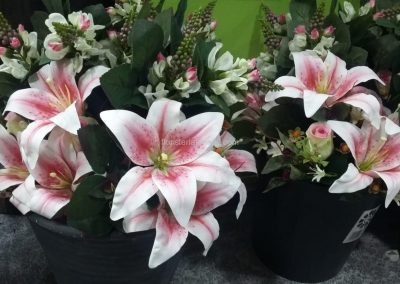 Flor artificial 03