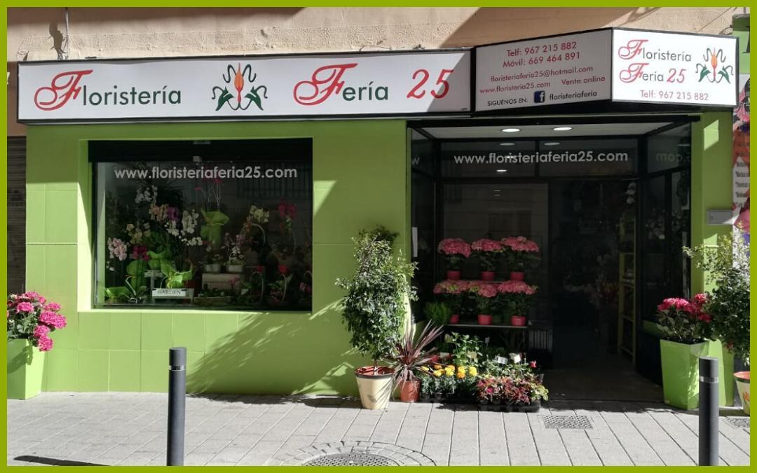 Floristería FERIA 25 cierra sus puertas: sólo servicios mínimos para difuntos